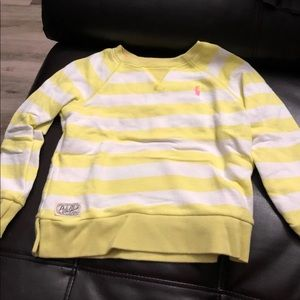 4T Polo sweater